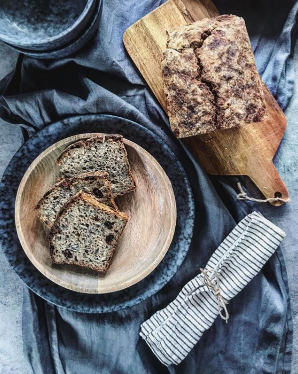 Norský kváskový chléb