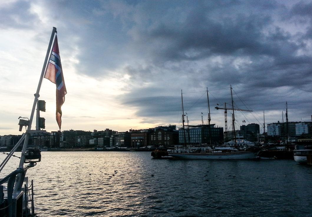 Chvíle, kdy jsem začala milovat Norsko