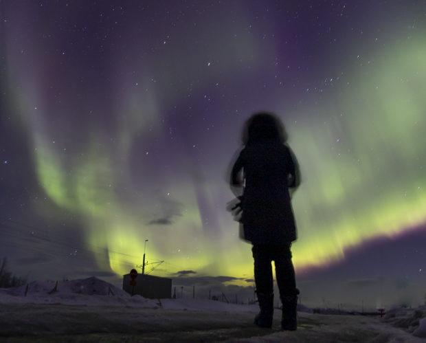 Švédsko: Na sever do Laponska a zase zpátky